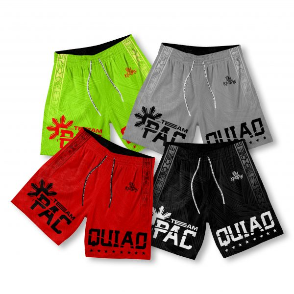 EAM PACQUIAO exclusive concept shorts